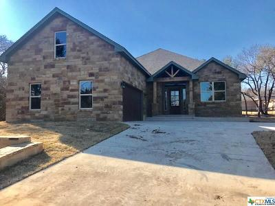 Belton Single Family Home Pending Take Backups: 5562 Denmans Loop