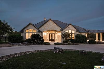 New Braunfels Single Family Home For Sale: 332 Northridge