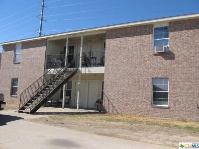 Killeen TX Multi Family Home For Sale: $209,995