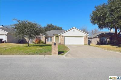 Temple Single Family Home For Sale: 4510 Danbury