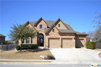 Schertz Single Family Home For Sale: 1112 Gwendolyn Way