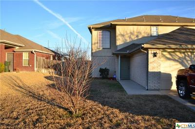 Killeen Single Family Home For Sale: 4408 Ronald Drive