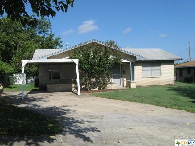 Killeen Single Family Home For Sale: 309 Crystal Drive