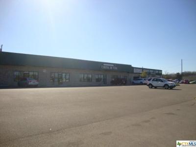 Harker Heights Commercial For Sale: 116 E Veterans Memorial
