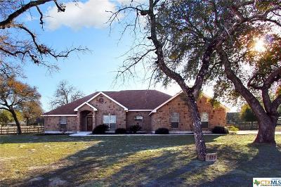 La Vernia Single Family Home For Sale: 120 Copper Creek Drive