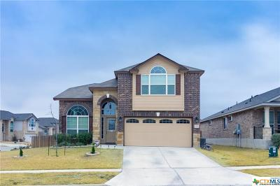 Killeen Single Family Home For Sale: 9504 Adeel