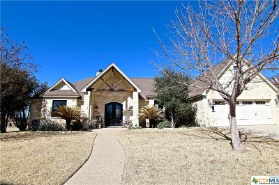 Temple Single Family Home For Sale: 6004 Fawn Meadows Drive