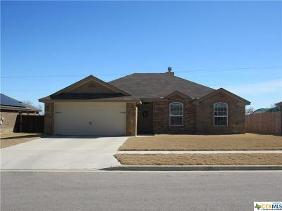 Killeen TX Single Family Home Pending Take Backups: $149,900