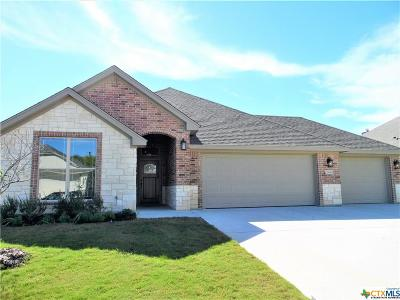 Temple TX Single Family Home For Sale: $242,900