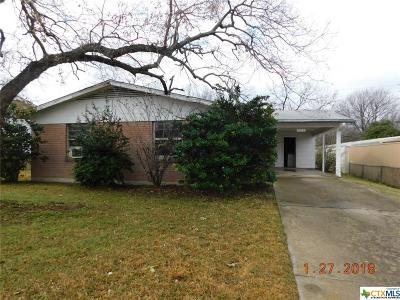 Killeen Single Family Home For Sale: 1313 2nd Street