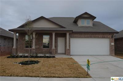 Killeen Single Family Home For Sale: 5409 Waterbank