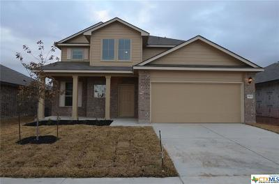 Killeen Single Family Home For Sale: 5405 Waterbank