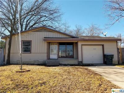 Killeen Single Family Home For Sale: 1301 2nd