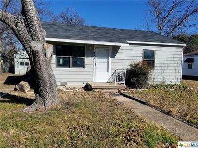 Killeen Single Family Home For Sale: 711 Sissom