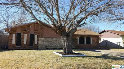 Killeen Single Family Home For Sale: 1304 Missouri