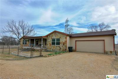 Temple Single Family Home For Sale: 979 Fm 93