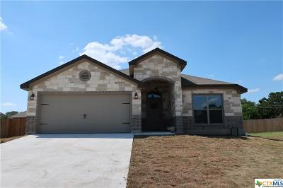 Copperas Cove Single Family Home For Sale: 1022 Declaration Drive