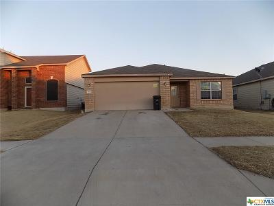 Killeen Single Family Home For Sale: 6711 Griffith Loop