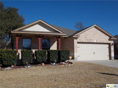 Killeen Single Family Home For Sale: 6804 Indian Hawthorne Drive