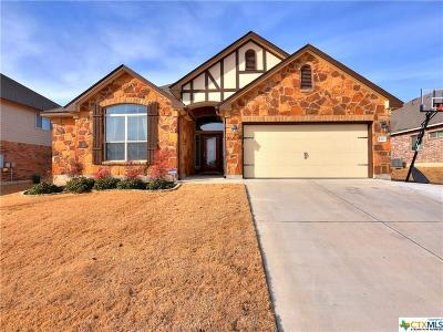 Killeen Single Family Home For Sale: 5222 Siltstone Loop