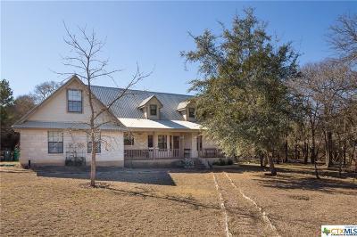 Wimberley Single Family Home For Sale: 8 Heather Brook Lane