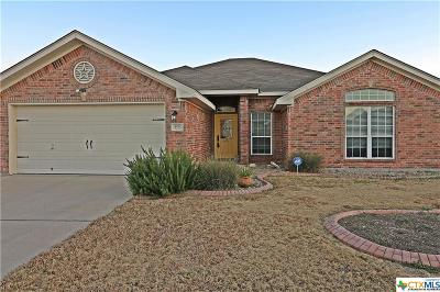 Killeen Single Family Home For Sale: 408 Hedy Drive