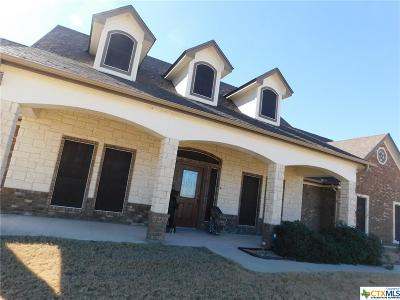 Copperas Cove Single Family Home For Sale: 105 Coleton Drive