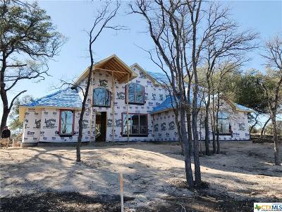 Salado Single Family Home For Sale: Tbd T.h. Jones Mill Way