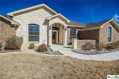 Belton Single Family Home For Sale: 870 Ridgeoak Drive