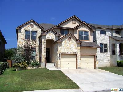 San Antonio Single Family Home For Sale: 1415 Osprey Hts.