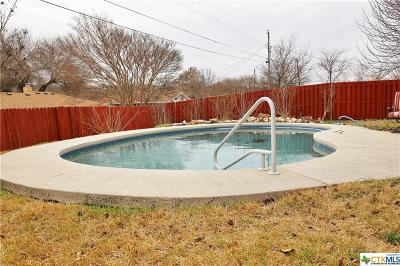 Copperas Cove TX Single Family Home For Sale: $149,900