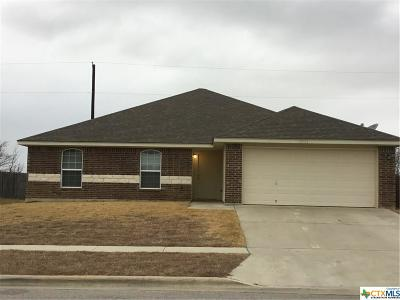 Killeen Single Family Home For Sale: 5711 Hercules Avenue