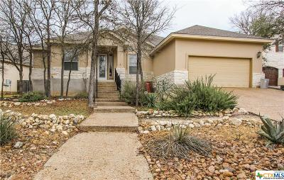 San Marcos Single Family Home For Sale: 209 Sierra Ridge