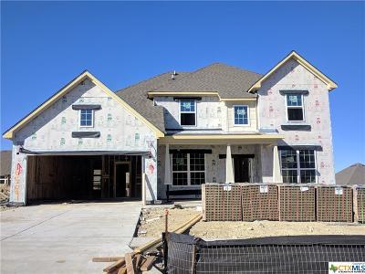 Killeen TX Single Family Home For Sale: $325,950