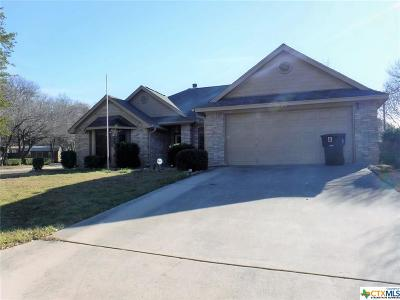Temple Single Family Home For Sale: 3501 Elm Drive