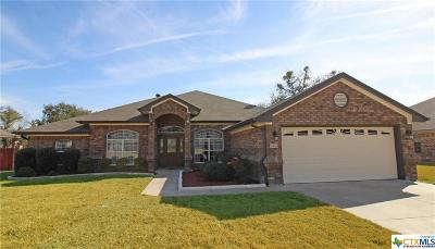 Killeen Single Family Home For Sale: 6408 Zinc Drive