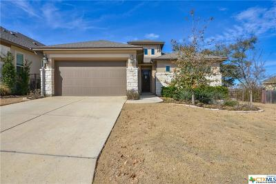 Boerne Single Family Home For Sale: 29043 Axis View
