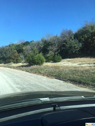 Harker Heights Residential Lots & Land For Sale: 821 Cliffside Drive