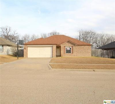 Killeen TX Single Family Home For Sale: $81,900
