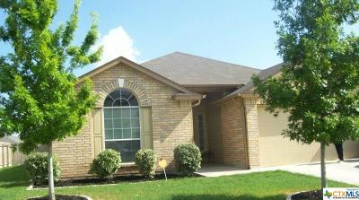 Killeen Single Family Home For Sale: 6110 Melanie Drive