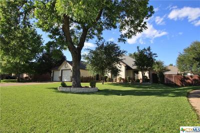 Temple Single Family Home For Sale: 3920 Creekview Trail