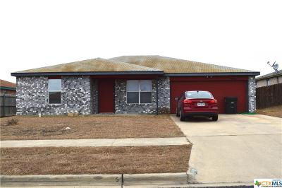 Killeen TX Single Family Home Pending: $99,500