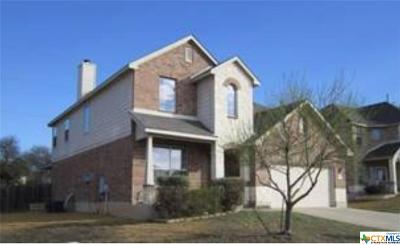 Killeen Single Family Home For Sale: 5611 Siltstone Loop