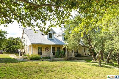 Hays County Single Family Home For Sale: 801 Rainbows End