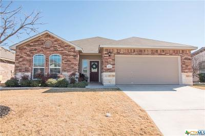Temple Single Family Home For Sale: 6139 Alexandria Drive