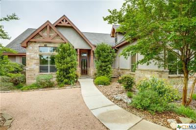 Canyon Lake Single Family Home For Sale: 1508 Redcloud Peak