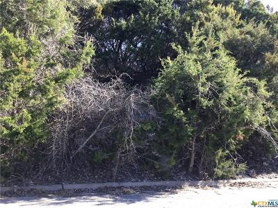 Harker Heights Residential Lots & Land For Sale: 819 Cliffside Drive