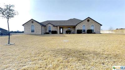 Copperas Cove TX Single Family Home For Sale: $242,500