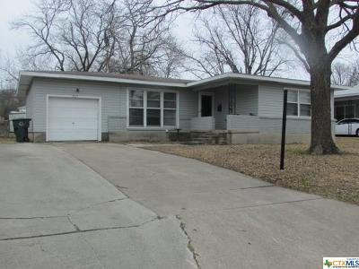 Temple Single Family Home For Sale: 1805 41st