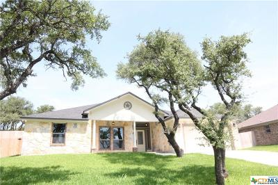 Copperas Cove TX Single Family Home For Sale: $232,640